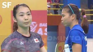 【Video】Misaki MATSUTOMO・Ayaka TAKAHASHI VS Greysia POLII・Apriyani RAHAYU, E-Plus Badminton Asia Team Championships 2018 other