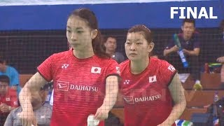 【Video】Misaki MATSUTOMO・Ayaka TAKAHASHI VS DU Yue・LI Yinhui, E-Plus Badminton Asia Team Championships 2018 other