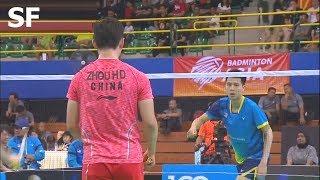【Video】HAN Chengkai・ZHOU Haodong VS ONG Yew Sin・TEO Ee Yi, E-Plus Badminton Asia Team Championships 2018 other