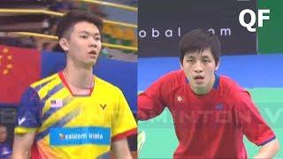 【Video】LEE Zii Jia VS WONG Wing Ki Vincent, E-Plus Badminton Asia Team Championships 2018 other