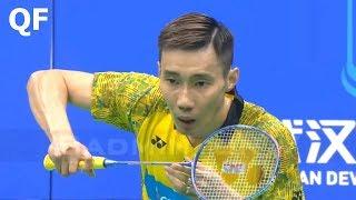 【Video】LEE Chong Wei VS KIDAMBI Srikanth, Badminton Asia Championships 2018 quarter finals