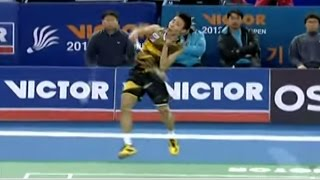 【Video】LIN Dan VS LEE Chong Wei, Victor Korea  Open  2012 other