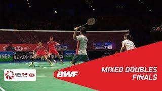 【Video】Yuta WATANABE・Arisa HIGASHINO VS ZHENG Siwei・HUANG Yaqiong, YONEX All England Open 2018 finals