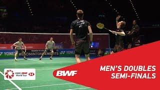 【Video】Mathias BOE・Carsten MOGENSEN VS Hiroyuki ENDO・Yuta WATANABE, YONEX All England Open 2018 semifinal