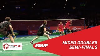 【Video】ZHENG Siwei・HUANG Yaqiong VS Mathias CHRISTIANSEN・Christinna PEDERSEN, YONEX All England Open 2018 semifinal