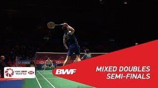 【Video】Yuta WATANABE・Arisa HIGASHINO VS ZHANG Nan・LI Yinhui, YONEX All England Open 2018 semifinal