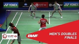 【Video】Takuto INOUE・Yuki KANEKO VS Fajar ALFIAN・Muhammad Rian ARDIANTO, YONEX German Open 2018 finals