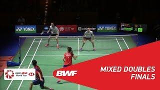 【Video】GOH Soon Huat・Shevon Jemie LAI VS Niclas NOHR・Sara THYGESEN, YONEX German Open 2018 finals