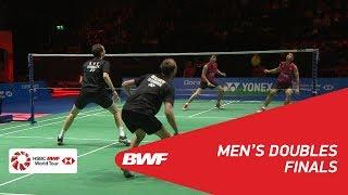 【Video】Mathias BOE・Carsten MOGENSEN VS Tinn ISRIYANET・Kittisak NAMDASH, YONEX Swiss Open 2018 finals