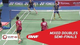【Video】Praveen JORDAN・Melati Daeva OKTAVIANTI VS HE Jiting・DU Yue, YONEX-SUNRISE DR. AKHILESH DAS GUPTA India Open 2018 semifina