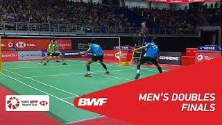 【Video】Fajar ALFIAN・Muhammad Rian ARDIANTO VS GOH V Shem・TAN Wee Kiong, PERODUA Malaysia Masters 2018 finals