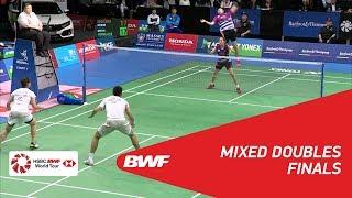 【Video】WANG Chi-Lin・LEE Chia Hsin VS SEO Seung Jae・CHAE YuJung, BARFOOT & THOMPSON New Zealand Open 2018 finals