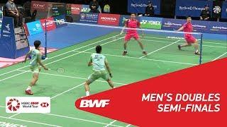 【Video】CHEN Hung Ling・WANG Chi-Lin VS HE Jiting・TAN Qiang, BARFOOT & THOMPSON New Zealand Open 2018 semifinal
