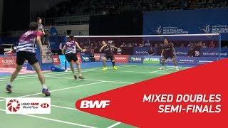 【Video】SEO Seung Jae・CHAE YuJung VS Dechapol PUAVARANUKROH・Sapsiree TAERATTANACHAI, BARFOOT & THOMPSON New Zealand Open 2018 sem