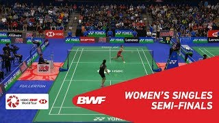 【Video】Michelle LI VS LI Xuerui, 2018 YONEX US Open semifinal