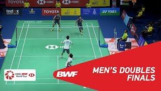【Video】Takeshi KAMURA・Keigo SONODA VS Hiroyuki ENDO・Yuta WATANABE, TOYOTA Thailand Open 2018 finals
