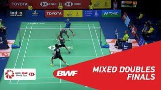【Video】Hafiz FAIZAL・Gloria Emanuelle WIDJAJA VS Chris ADCOCK・Gabrielle ADCOCK, TOYOTA Thailand Open 2018 finals