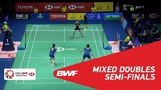 【Video】Hafiz FAIZAL・Gloria Emanuelle WIDJAJA VS LU Kai・CHEN Lu, TOYOTA Thailand Open 2018 semifinal