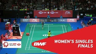 【Video】Sayaka TAKAHASHI VS GAO Fangjie, Singapore Open 2018 finals