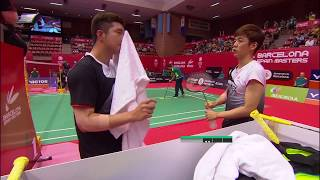 【Video】KIM Gi Jung・LEE Yong Dae VS Bodin ISARA・Maneepong JONGJIT, Spanish Open 2018 finals