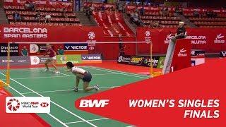 【Video】Mia BLICHFELDT VS Minatsu MITANI, Spanish Open 2018 finals