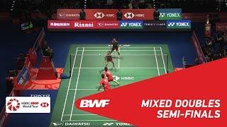 【Video】WANG Yilyu・HUANG Dongping VS Yuta WATANABE・Arisa HIGASHINO, DAIHATSU YONEX Japan Open 2018 semifinal