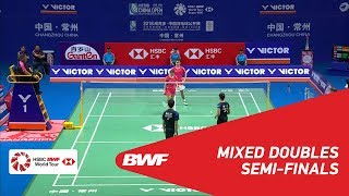 【Video】ZHENG Siwei・HUANG Yaqiong VS TANG Chun Man・TSE Ying Suet, VICTOR China Open 2018 semifinal