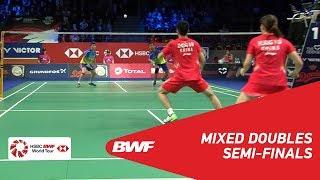 【Video】ZHENG Siwei・HUANG Yaqiong VS Tontowi AHMAD・Liliyana NATSIR, DANISA Denmark Open 2018 semifinal