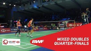 【Video】SEO Seung Jae・CHAE YuJung VS CHAN Peng Soon・GOH Liu Ying, DANISA Denmark Open 2018 quarter finals
