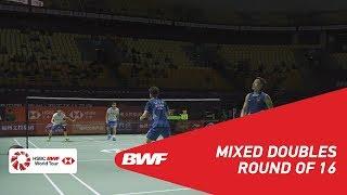 【Video】Dechapol PUAVARANUKROH・Sapsiree TAERATTANACHAI VS ZHANG Nan・LI Yinhui, Fuzhou China Open 2018 best 16