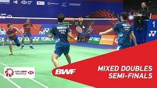 【Video】WANG Yilyu・HUANG Dongping VS Dechapol PUAVARANUKROH・Sapsiree TAERATTANACHAI, YONEX-SUNRISE Hong Kong Open 2018 semifinal