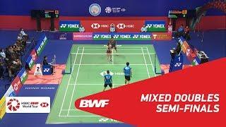 【Video】Yuta WATANABE・Arisa HIGASHINO VS LEE Yang・HSU Ya Ching, YONEX-SUNRISE Hong Kong Open 2018 semifinal