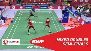 【Video】Fajar ALFIAN・Muhammad Rian ARDIANTO VS Vladimir IVANOV・Ivan SOZONOV, Syed Modi International Badminton Championships 2018
