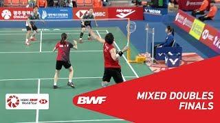 【Video】KO Sung Hyun・EOM Hye Won VS CHOI SolGyu・SHIN Seung Chan, Korea Masters 2018 finals