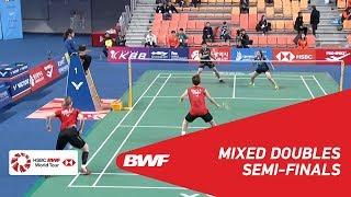 【Video】CHOI SolGyu・SHIN Seung Chan VS Praveen JORDAN・Melati Daeva OKTAVIANTI, Korea Masters 2018 semifinal