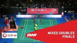 【Video】GOH Soon Huat・Shevon Jemie LAI VS Tontowi AHMAD・Liliyana NATSIR, Singapore Open 2018 finals