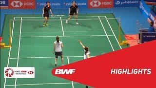 【Video】Misaki MATSUTOMO・Ayaka TAKAHASHI VS CHEN Qingchen・JIA Yifan, CELCOM AXIATA Malaysia Open 2018 finals