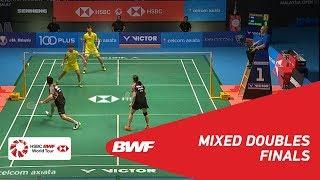 【Video】ZHENG Siwei・HUANG Yaqiong VS WANG Yilyu・HUANG Dongping, CELCOM AXIATA Malaysia Open 2018 finals