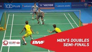 【Video】Hiroyuki ENDO・Yuta WATANABE VS LI Junhui・LIU Yuchen, CELCOM AXIATA Malaysia Open 2018 semifinal