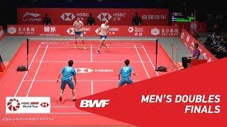 【Video】LI Junhui・LIU Yuchen VS Hiroyuki ENDO・Yuta WATANABE, HSBC BWF World Tour Finals 2018 other