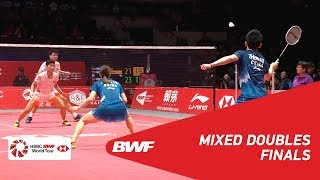 【Video】WANG Yilyu・HUANG Dongping VS ZHENG Siwei・HUANG Yaqiong, HSBC BWF World Tour Finals 2018 other