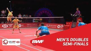 【Video】Hiroyuki ENDO・Yuta WATANABE VS Kim ASTRUP・Anders Skaarup RASMUSSEN, HSBC BWF World Tour Finals 2018 other