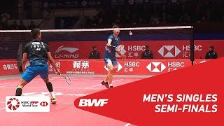 【Video】SHI Yuqi VS Sameer VERMA, HSBC BWF World Tour Finals 2018 other