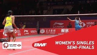 【Video】PUSARLA V. Sindhu VS Ratchanok INTANON, HSBC BWF World Tour Finals 2018 other