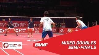 【Video】WANG Yilyu・HUANG Dongping VS Yuta WATANABE・Arisa HIGASHINO, HSBC BWF World Tour Finals 2018 other