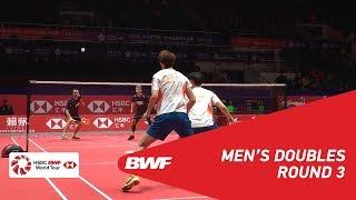 【Video】LI Junhui・LIU Yuchen VS Kim ASTRUP・Anders Skaarup RASMUSSEN, HSBC BWF World Tour Finals 2018 other