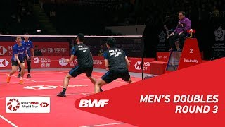 【Video】CHEN Hung Ling・WANG Chi-Lin VS Mohammad AHSAN・Hendra SETIAWAN, HSBC BWF World Tour Finals 2018 other