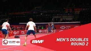 【Video】LI Junhui・LIU Yuchen VS Marcus Fernaldi GIDEON・Kevin Sanjaya SUKAMULJO, HSBC BWF World Tour Finals 2018 other