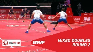 【Video】Dechapol PUAVARANUKROH・Sapsiree TAERATTANACHAI VS Marcus ELLIS・Lauren SMITH, HSBC BWF World Tour Finals 2018 other