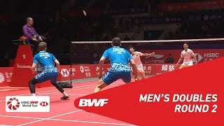 【Video】ZHOU Haodong VS Kim ASTRUP, HSBC BWF World Tour Finals 2018 other